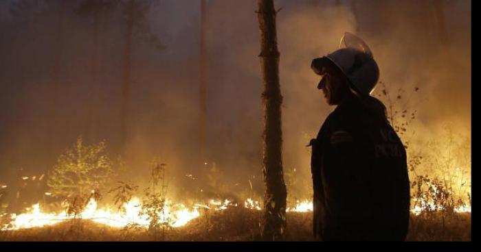 Alerte à la radioactivité : la forêt brûle à Tchernobyl, le nuage atteint la France