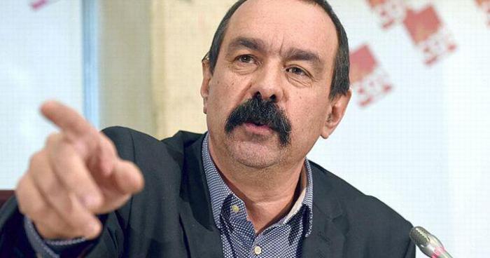 P. Martinez promet de se raser la moustache si la loi travail passe