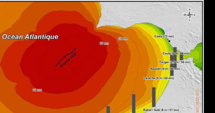 Tsunami a safi