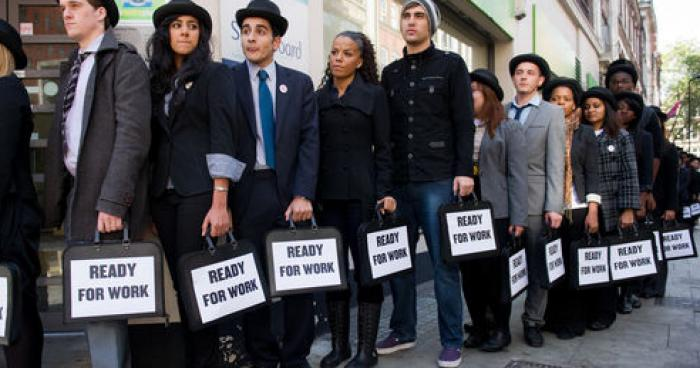 Suppression des allocations chômage pour les diplômés post bac