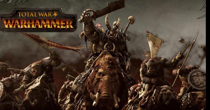 Total War: Warhammer encore repoussé