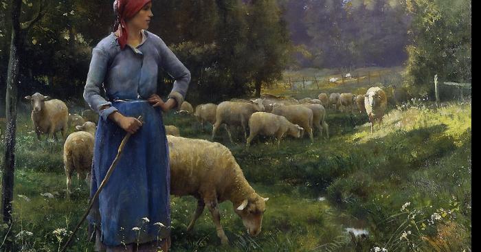 Ghislaine Barillet vol la vedette à Mylène Farmer