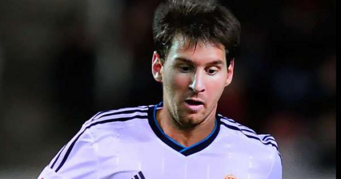 Messi chez Le Real Madrid