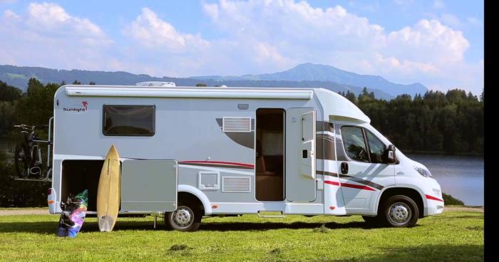 Les voyages en camping car interdit dés le 5 avril 2021