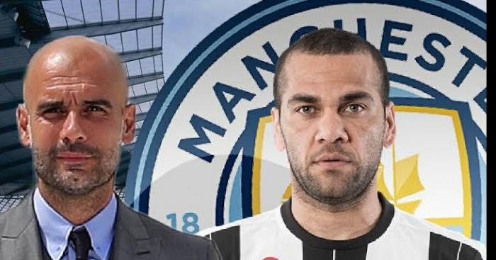 BREAKING NEWS : DANI ALVES REJOINT MANCHESTER CITY (OFFICIEL) !