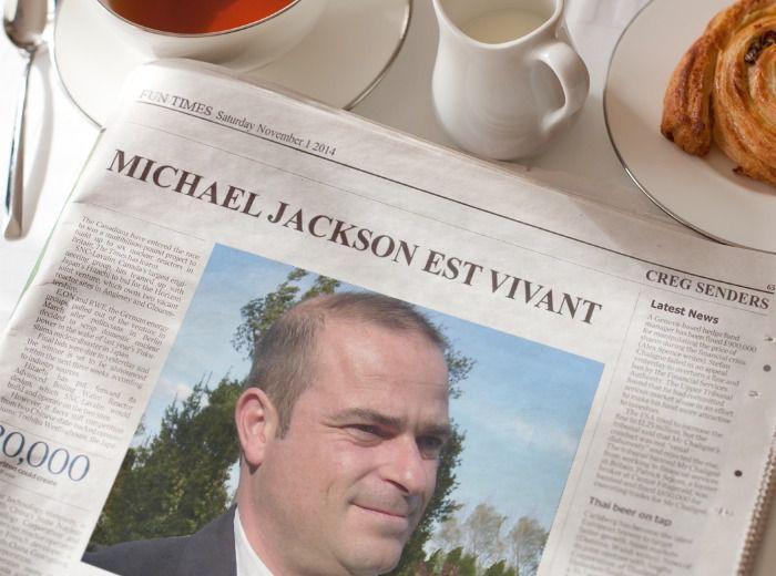 MICHAEL JACKSON est vivant, son retour est prévu pour juin 2017.