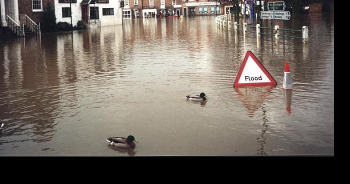 Sud de la France inondé...