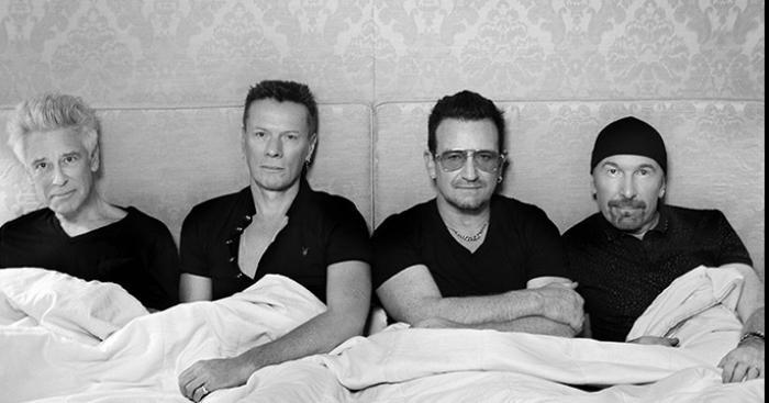 U2 en concert exceptionnel à Saint Sébastien d'Aigrefeuille