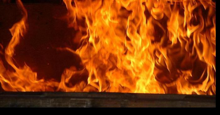 Incendie dans une maison laisser à l'abandon à Saint-Sulpice