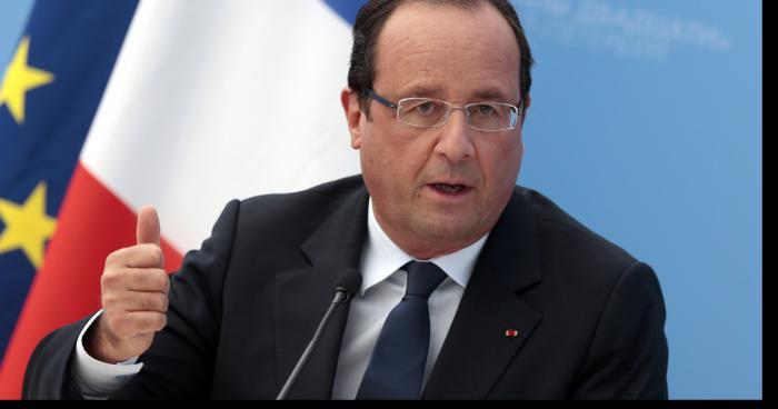 François Hollande annonce sa démission