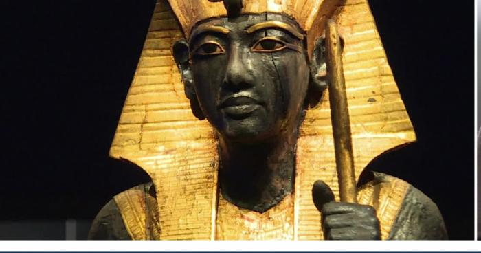Un pharaon noir aurait colonisé la Chine.