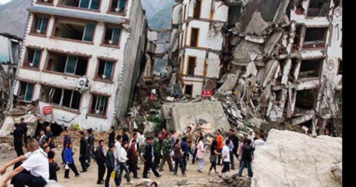 Tremblement de terre dans le Finistère