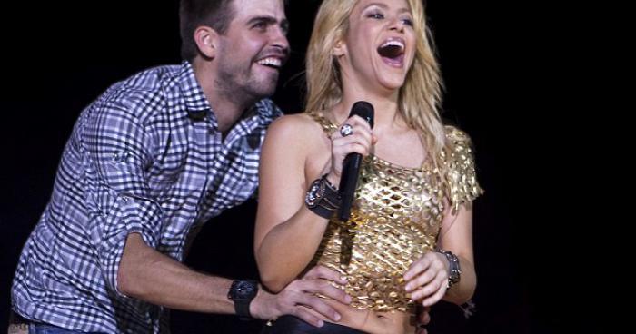 Shakira avoue sa passion pour le tickling!