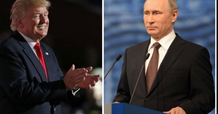 Poutine et Trump prêt à une alliance pour une attaque nucléaire contre daesh.