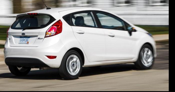Rappel des Ford Fiesta par le constructeur