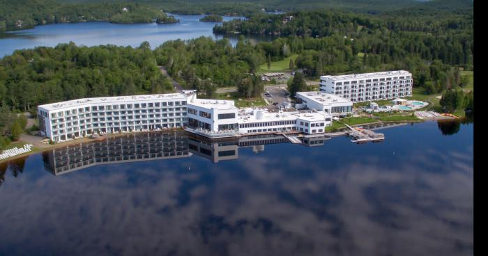 Épidémie au Resort Estérel dans les Laurentides!
