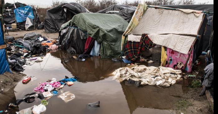 Démantèlement Jungle de Calais: 760 migrants relogés en Bretagne